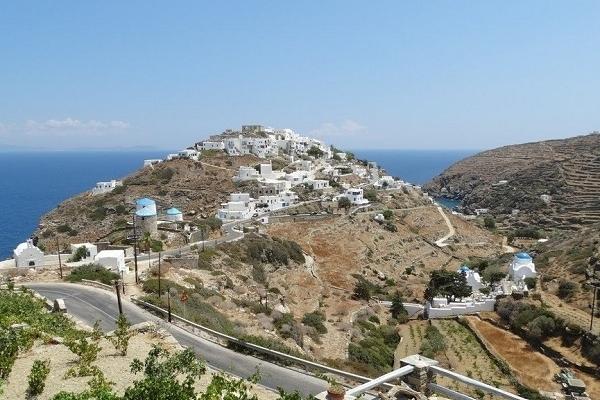 Греческие маршруты. Остров Сифнос