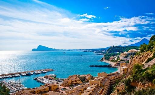 Яхтенные маршруты в Испании