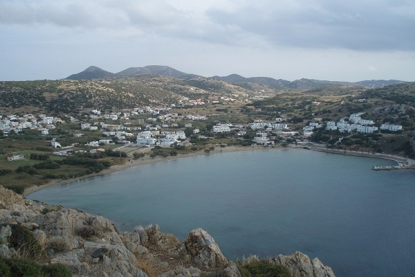 Греческие маршруты. Остров Сирос