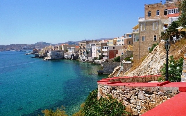 Яхтенные маршруты в Греции