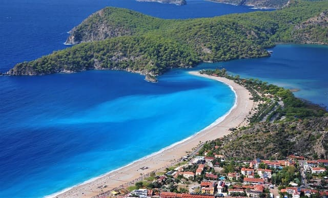 Яхтенные маршруты в Турции