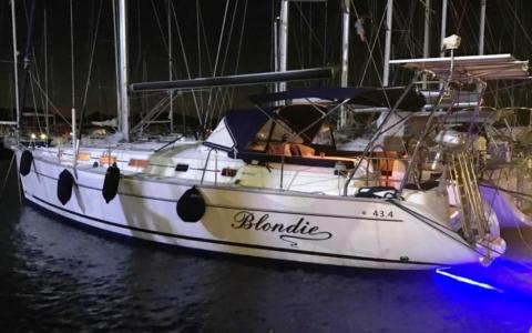 BENETEAU CYCLADES 43.4 - BLONDIE